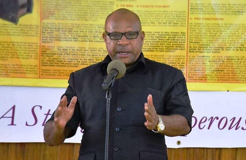 Lupari kicks off poll preparations in Mendi