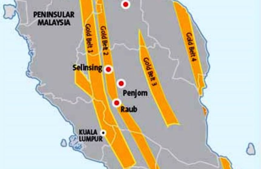 Resources rise at Malaysia gold mine