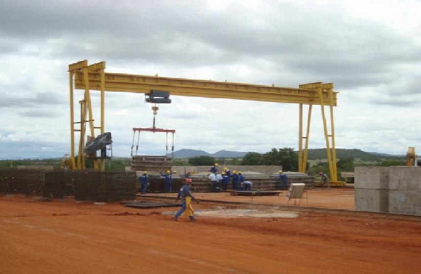 Atraso em obras da Fiol prejudica extração de ferro na Bahia