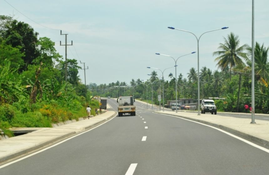 Funding for Highway nearly sorted