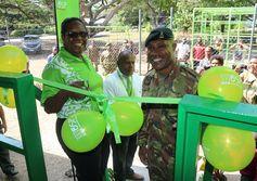 Taurama Barracks Preschool gets facelift