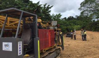 Drilling starts at Woodlark