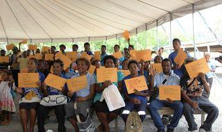 575 more graduates via Ginigoada