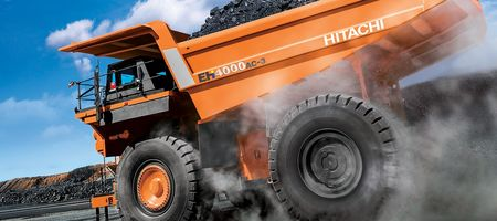 Hitachi predicts robot mining takeover