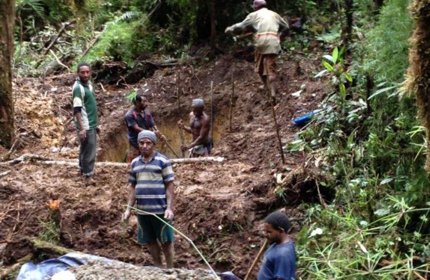 Case for Crown Ridge bulk mining