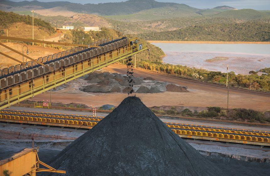 COI opera toda cadeia de valor de minério de ferro da Vale