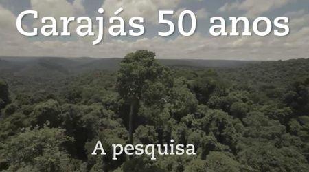 Documentário da Vale mostra início da pesquisa em Carajás