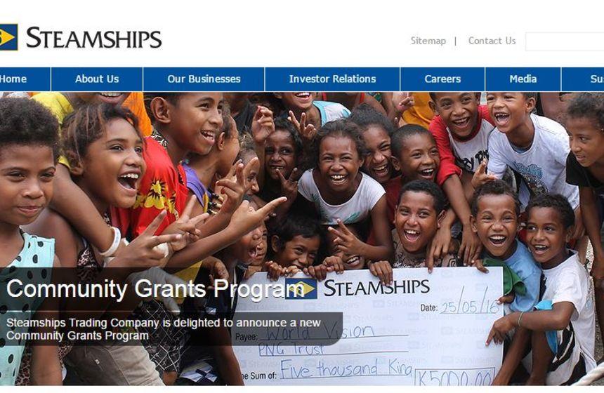 Steamships grants now open