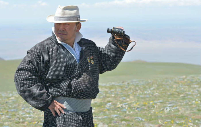Mongolia's strongman or straw man?