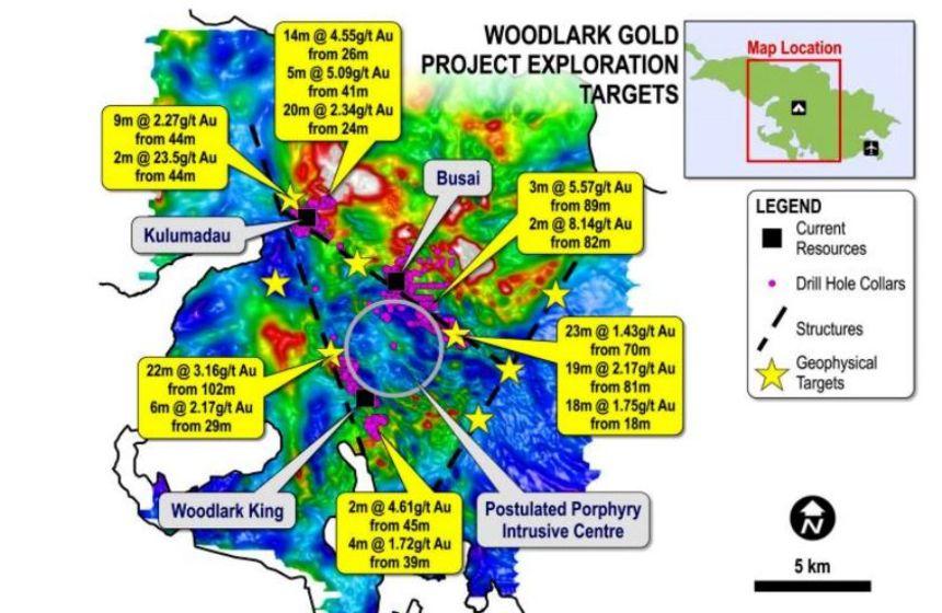 Upgrade likely for Woodlark gold